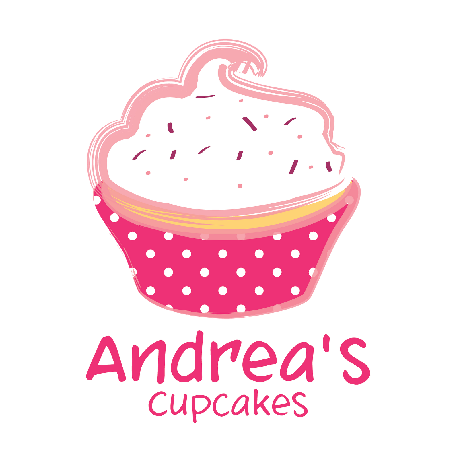 Rosie Simons Graphic and Surface Design: National Cupcake Week