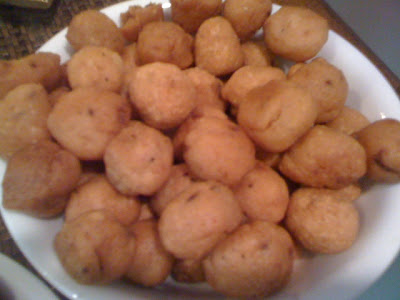 Uppu Cheedai is a Snack  is made on  Gokulashtami and as a snack