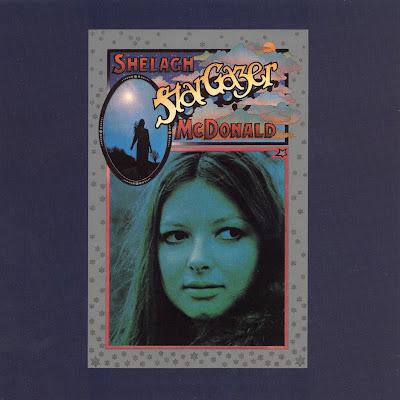 Cover Album of Shelagh McDonald - Stargazer (Great Folk UK 1971)
