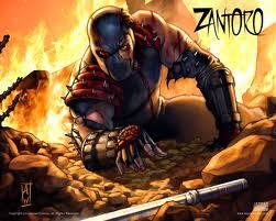 Tokoh Superhero Indonesia | Zantoro