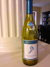 Barefoot Wine Mini Bottle of Chardonnay
