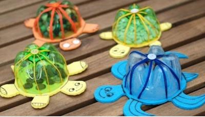 TORTUGAS PLASTICAS