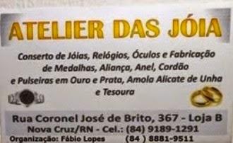 ATELIER DAS JÓIAS