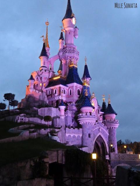 Château Disneyland Paris
