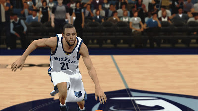 NBA 2K13 Tayshaun Prince Face Update