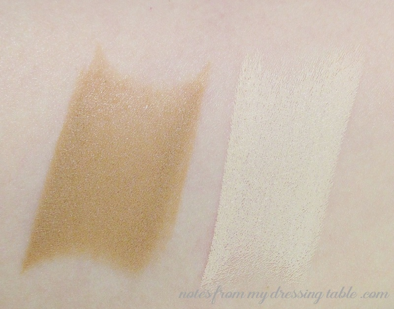 Pur Cameo Contour Stick - Light | My Notes - Swatches notesfrommydressingtable.com