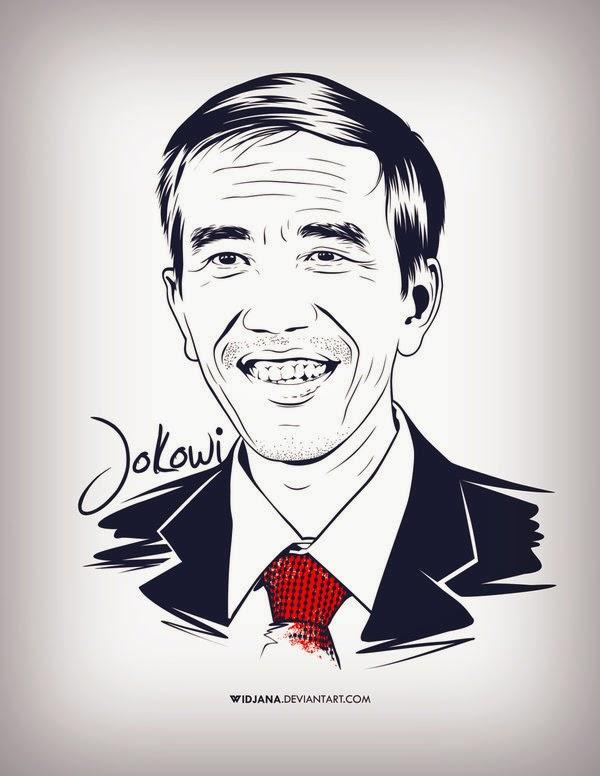 Jokowi Bukan Urusan Saya