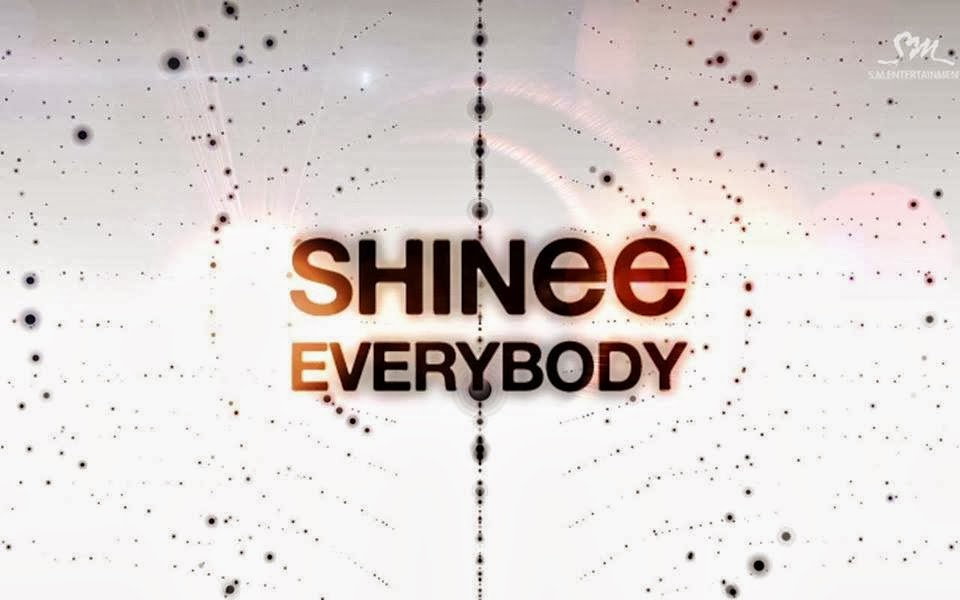 Shinee Everybody Album Cover