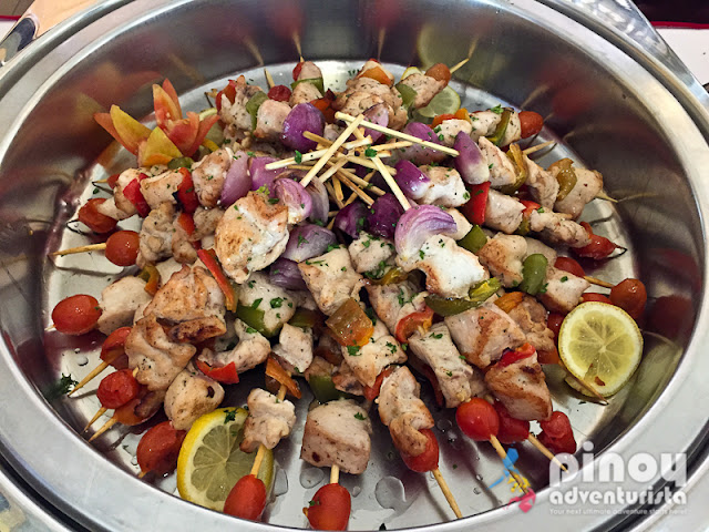 Where to eat Millies Restaurant at Microtel Batangas