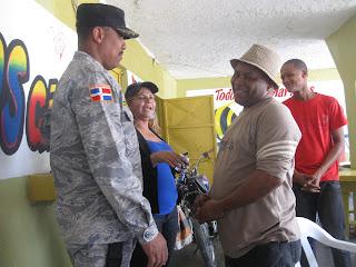 Coronel Feliz Fernández dice Semana Santa transcurre en calma en San Cristóbal
