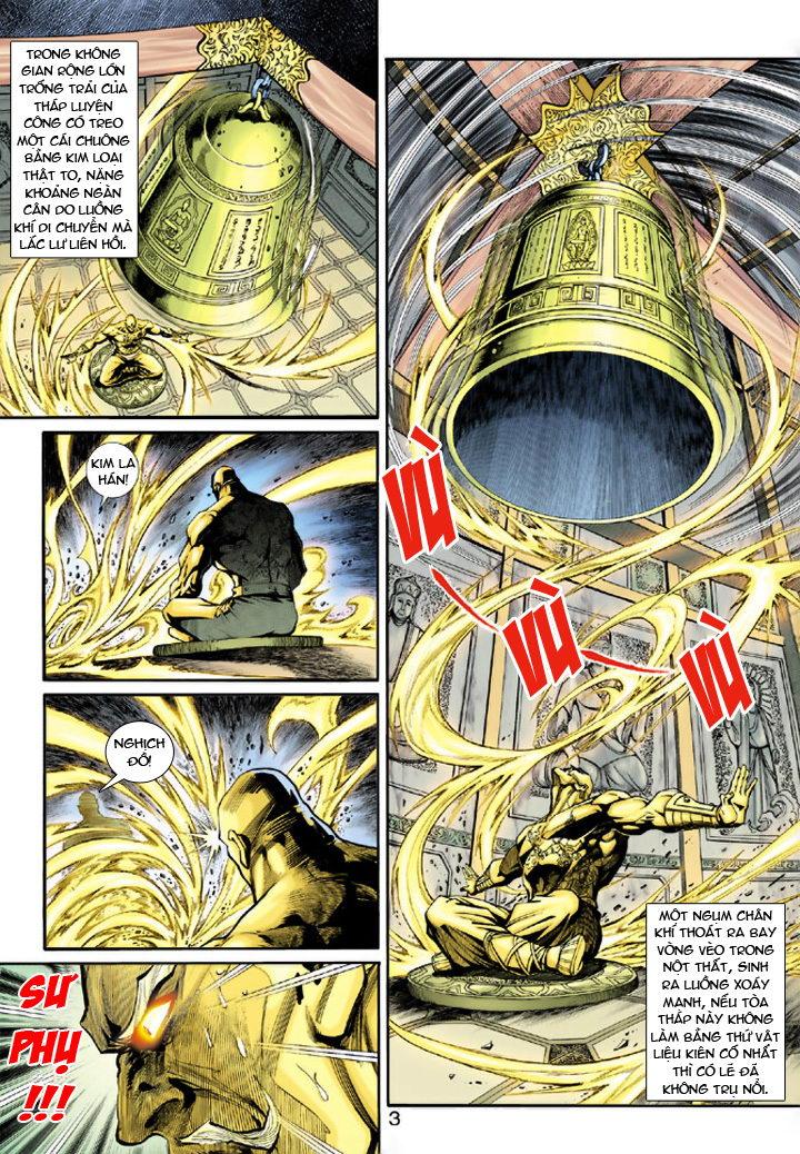 Tân Tác Long Hổ Môn chap 193 - Trang 3
