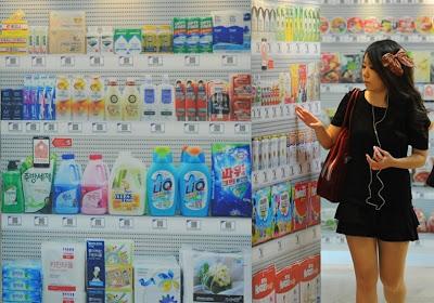 virtual store 1%5B2%5D أول متجر أفتراضي في العالم في كوريا