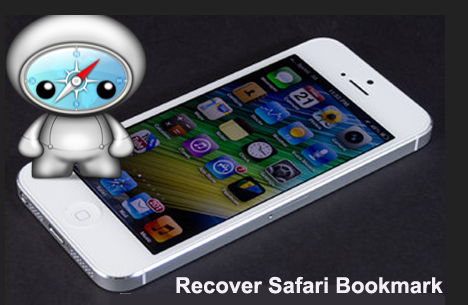 How to Recover Lost Safari Bookmarks from iPhone 6S/6/5S/4S? - Image 1