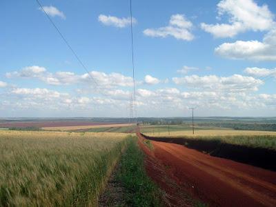 Deforestación en Paraguay.