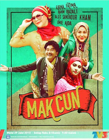 Poster Mak Cun