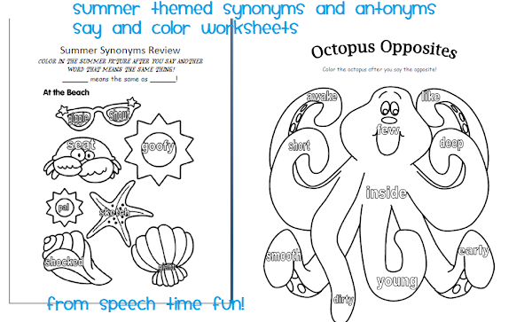 Coloring Therapy Worksheets