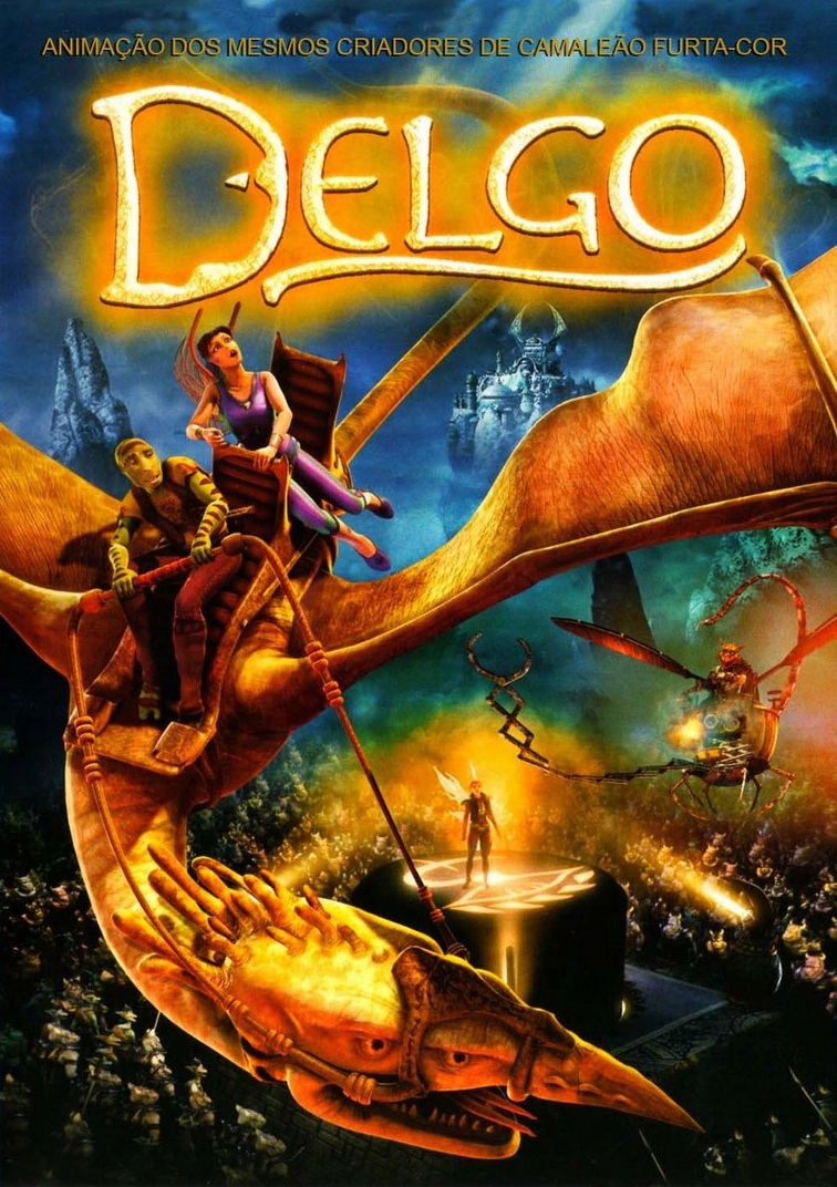 Delgo – Dublado