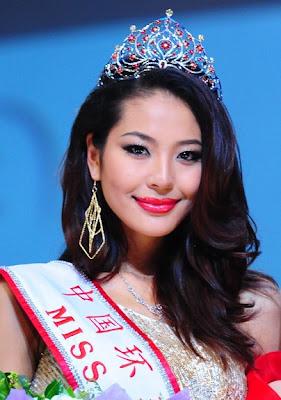 羅紫琳(環球小姐中國區代表 羅紫琳)