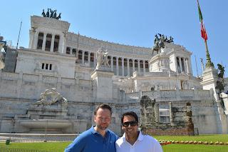Vida Sem Fronteiras: Roma