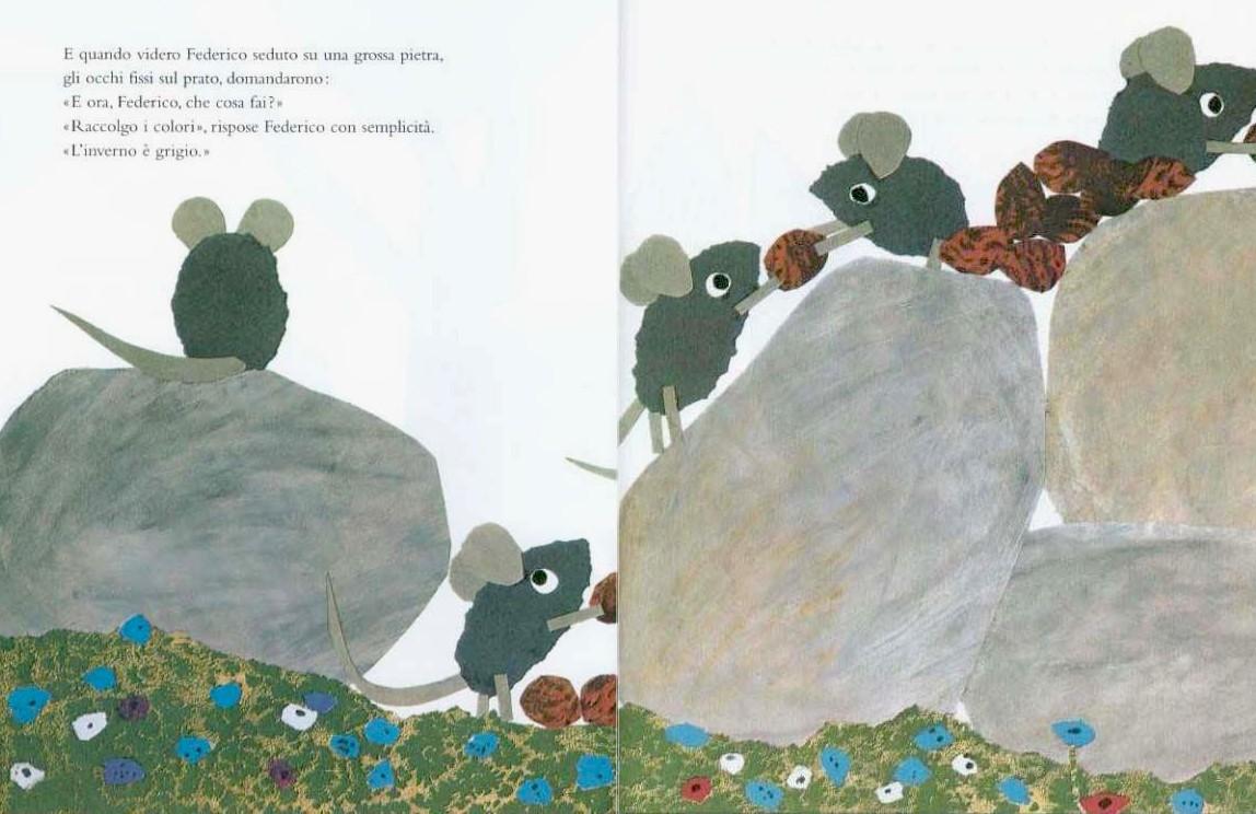 Les carnets d 39 eimelle litt rature th tre voyage fr d ric for Frederick leo lionni