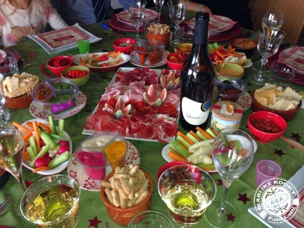 Feest in Casa Latti