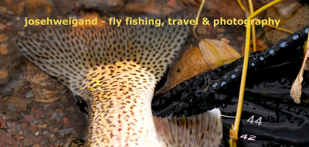 josehweigand fly fishing, travel, photography