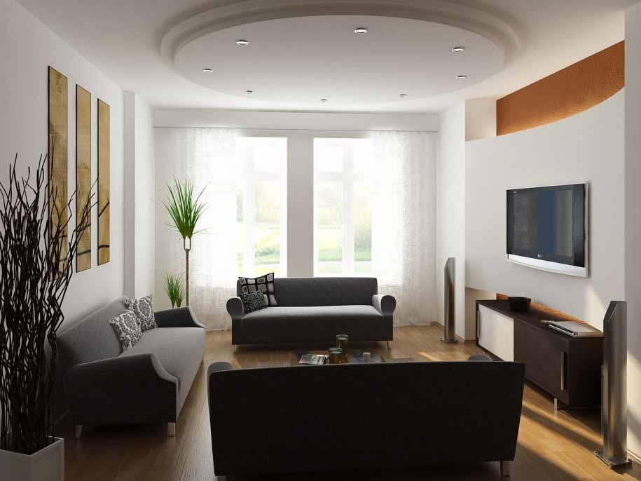 15 interior ruang tamu minimalis elegan