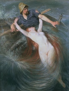 Knut Ekwall, The Fisherman and The Siren