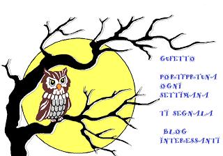 Gufetto Porta Fortuna