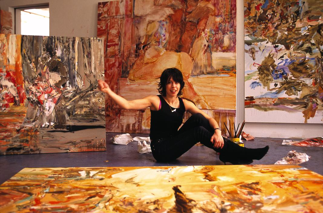 Atelierlog Cecily Brown 3