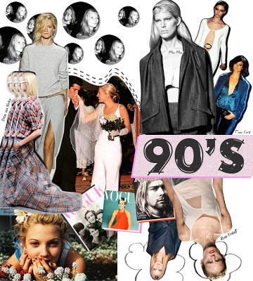 Tendencia años 90