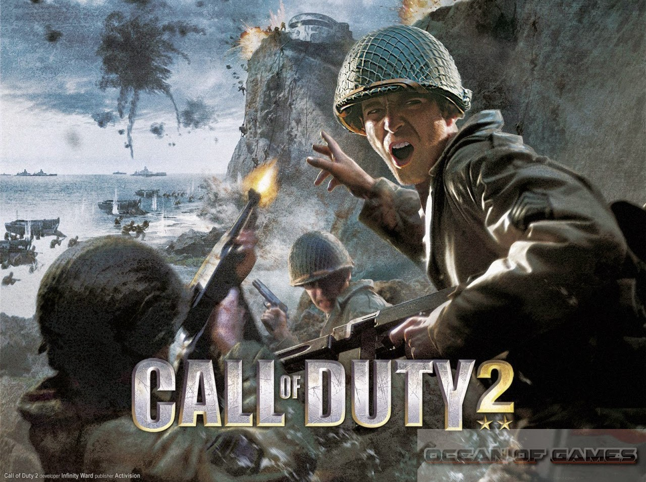 Call of Duty 2 – Free Download Game Call of Duty 2 Full