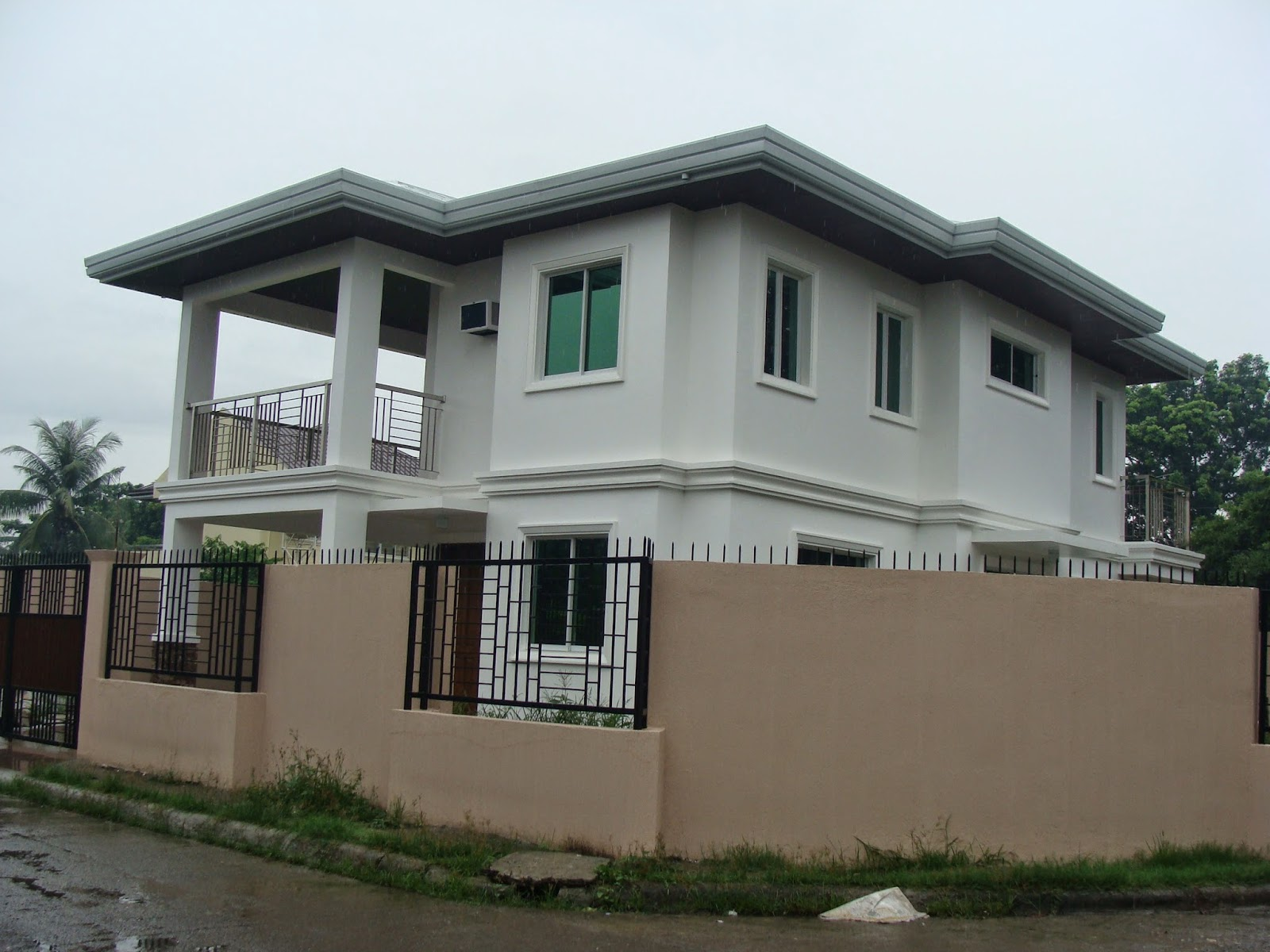 Glenville subdivision house construction project in for Filipino house design
