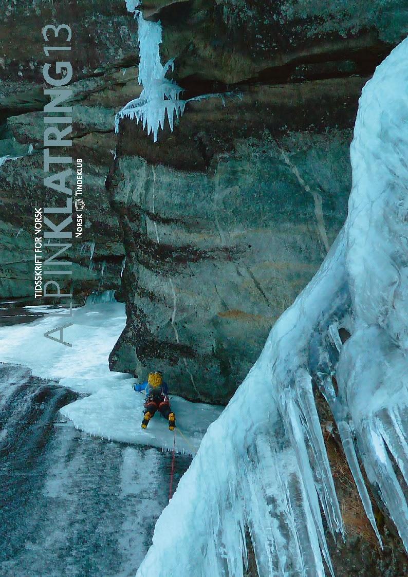 Tidsskrift for Norsk Alpinklatring 2013