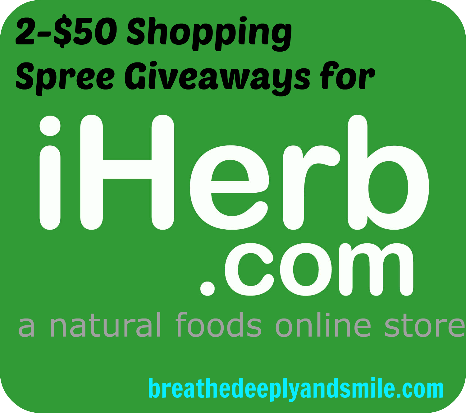 iHerb-review-$50-giveaway