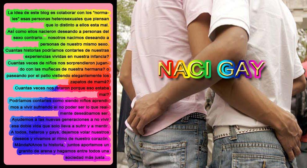 Nací Gay
