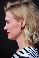 January Jones Hairstyle Picture