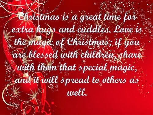 Meaning Christmas Sayings For Kids 2013