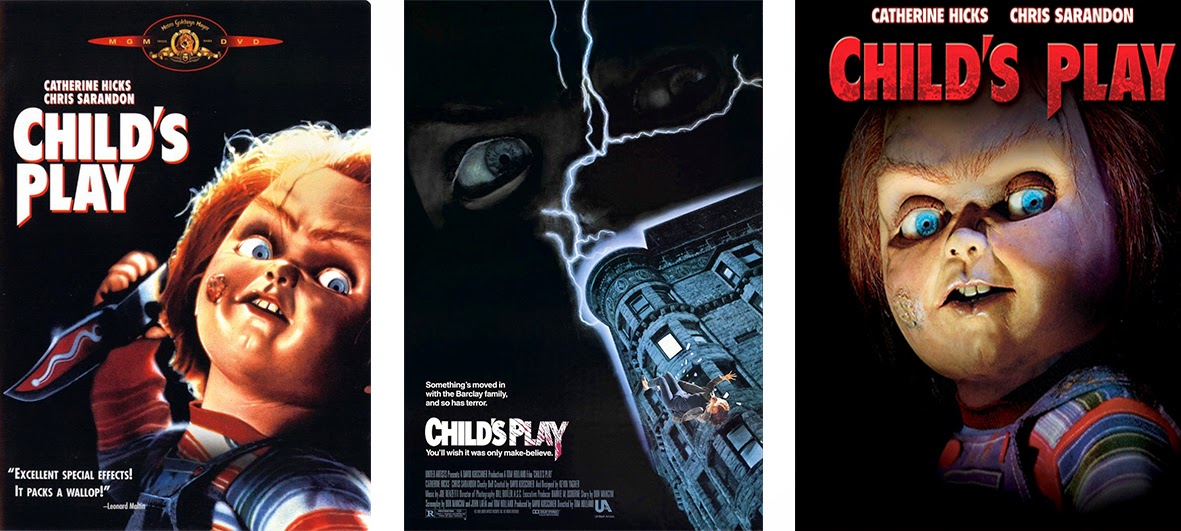 Child's Play - Laleczka Chucky (1988)