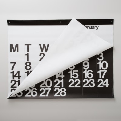 Stendig calendar