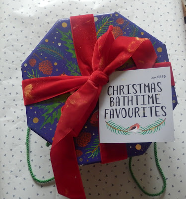 Lush Christmas Bathtime Favourites Box Set