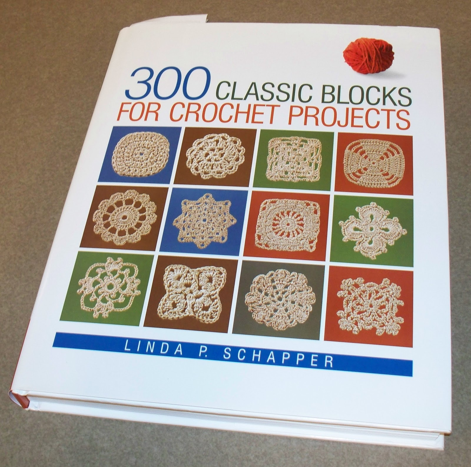 Crocheting Books : ... thought so too! So much crochet knowledge contained in these books