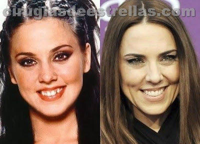 spice girls antes y despues