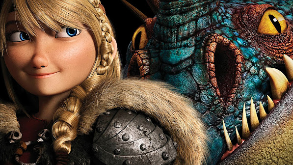 Astrid How to Train Your Dragon 2 0o