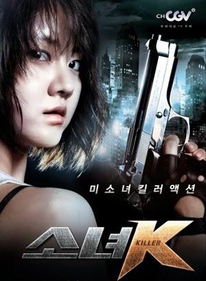 Killer K 2011 poster