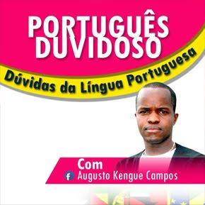 DUVIDAS DA L. PORTUGUESA