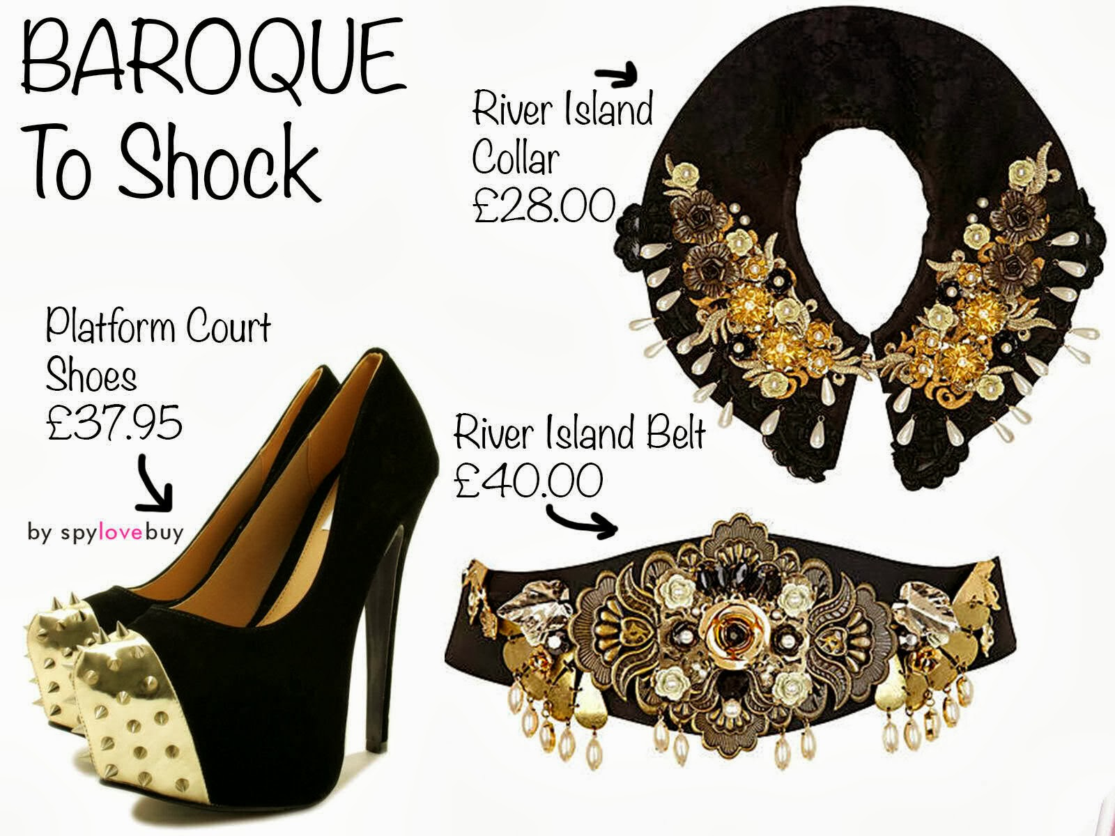 Baroque, Barroco, How to wear Baroque, Baroque for body type