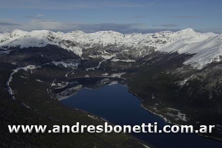 Paso Garibaldi - Lago Escondido - Ushuaia - Patagonia - Andrés Bonetti