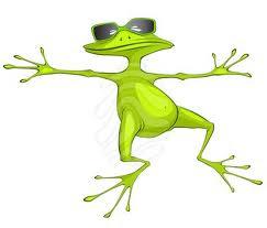 Evelyne-Baja Frog