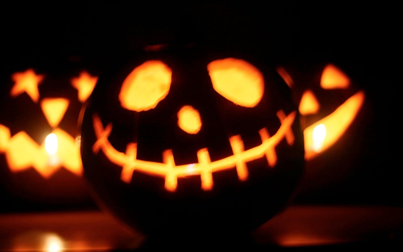 papel de parede dia das bruxas halloween